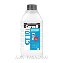 Противогрибковая водоотталкивающая пропитка Ceresit CT 10 Super